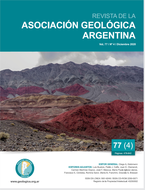 Secuencias continentales fluvial, lacustre y eólico de la Fm. La Cuesta (Pérmico Temprano-Medio), Catamarca  Foto: Rodrigo Quiroga