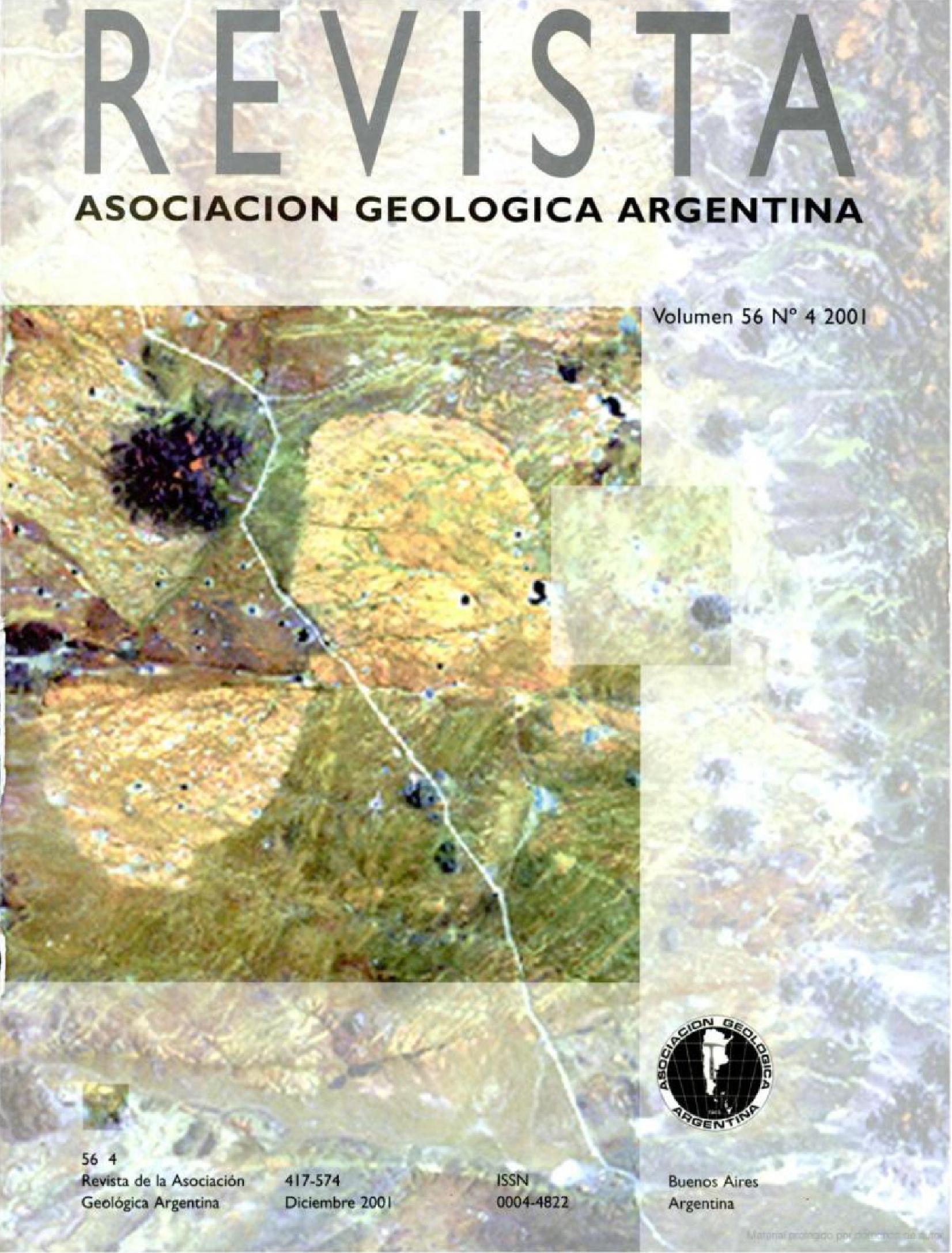 Ver Vol. 56 Núm. 4 (2001)