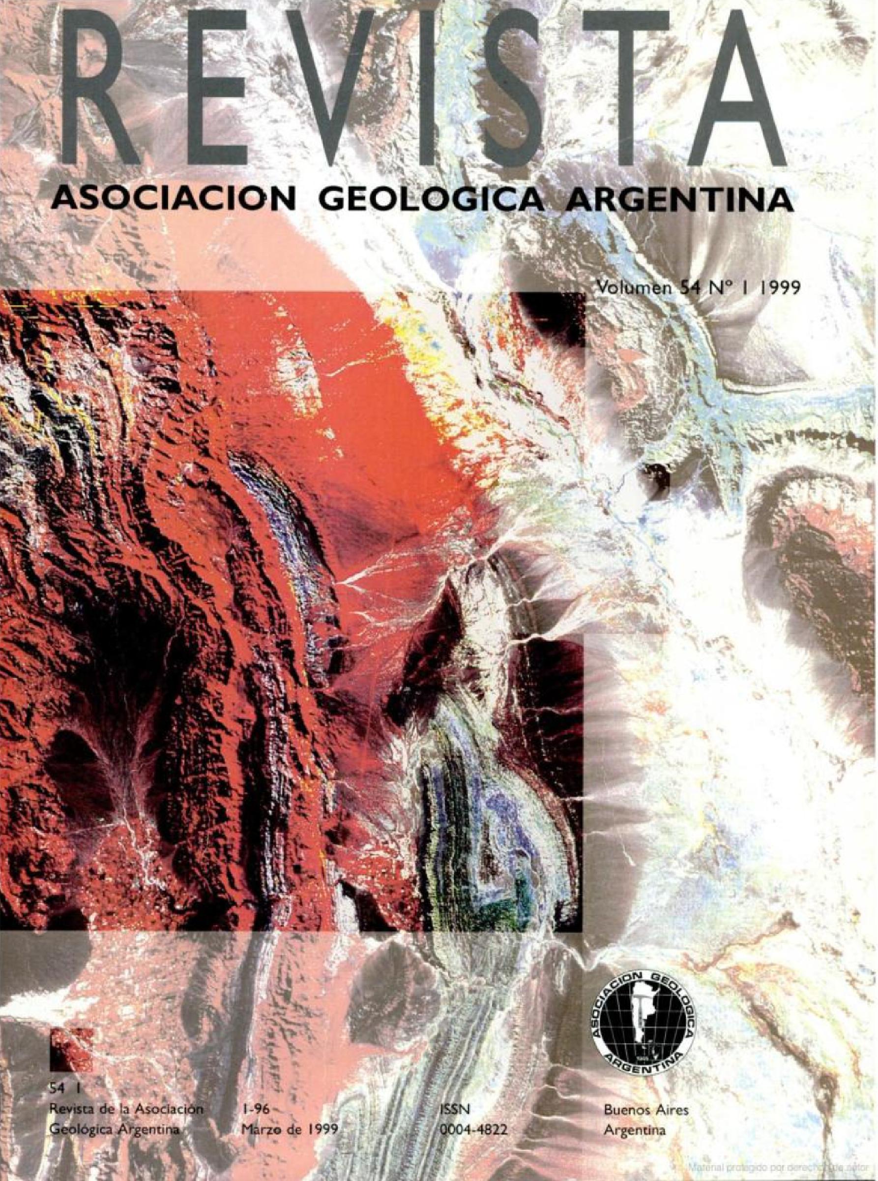 Ver Vol. 54 Núm. 1 (1999)
