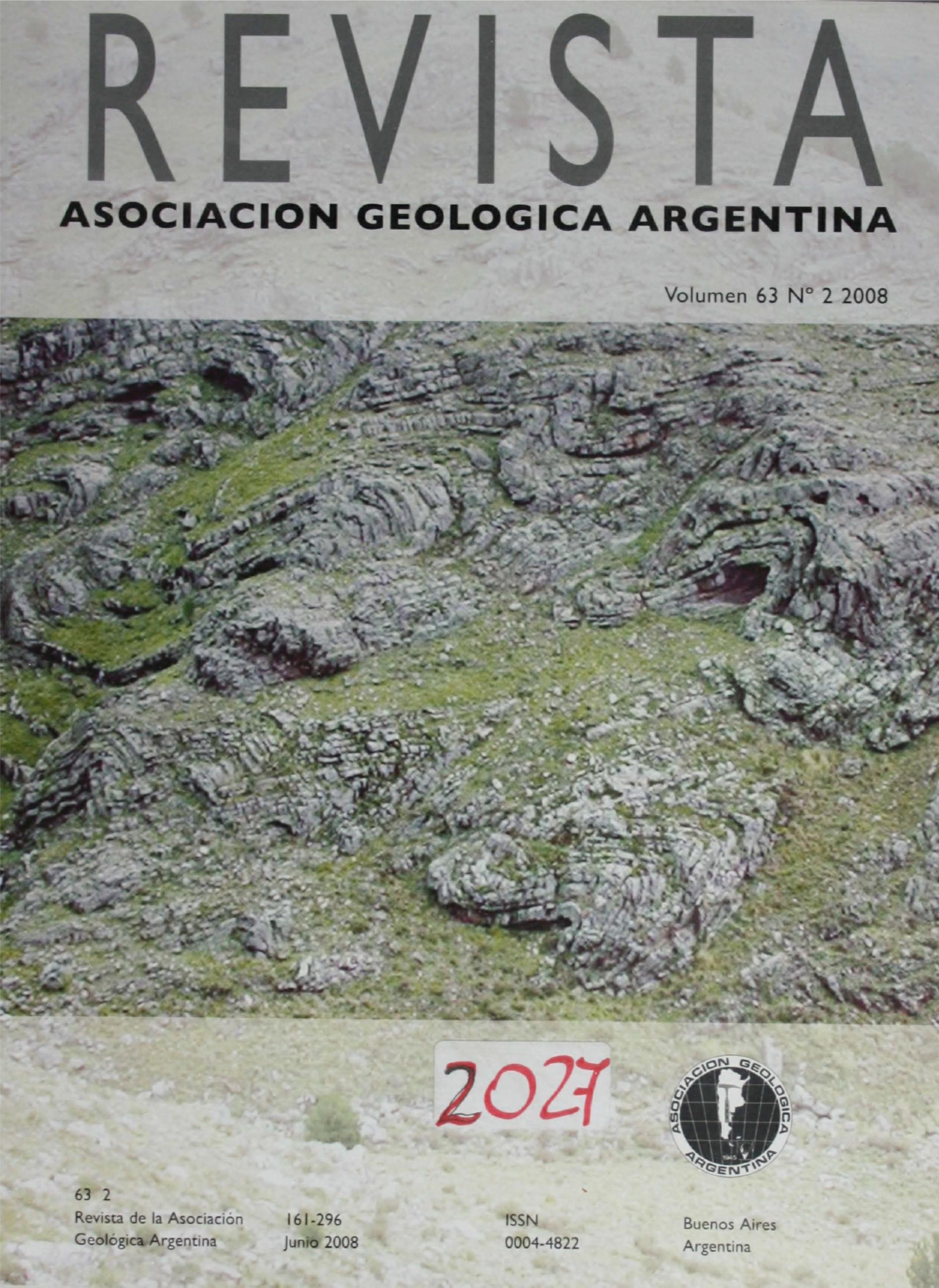 Ver Vol. 63 Núm. 2 (2008)