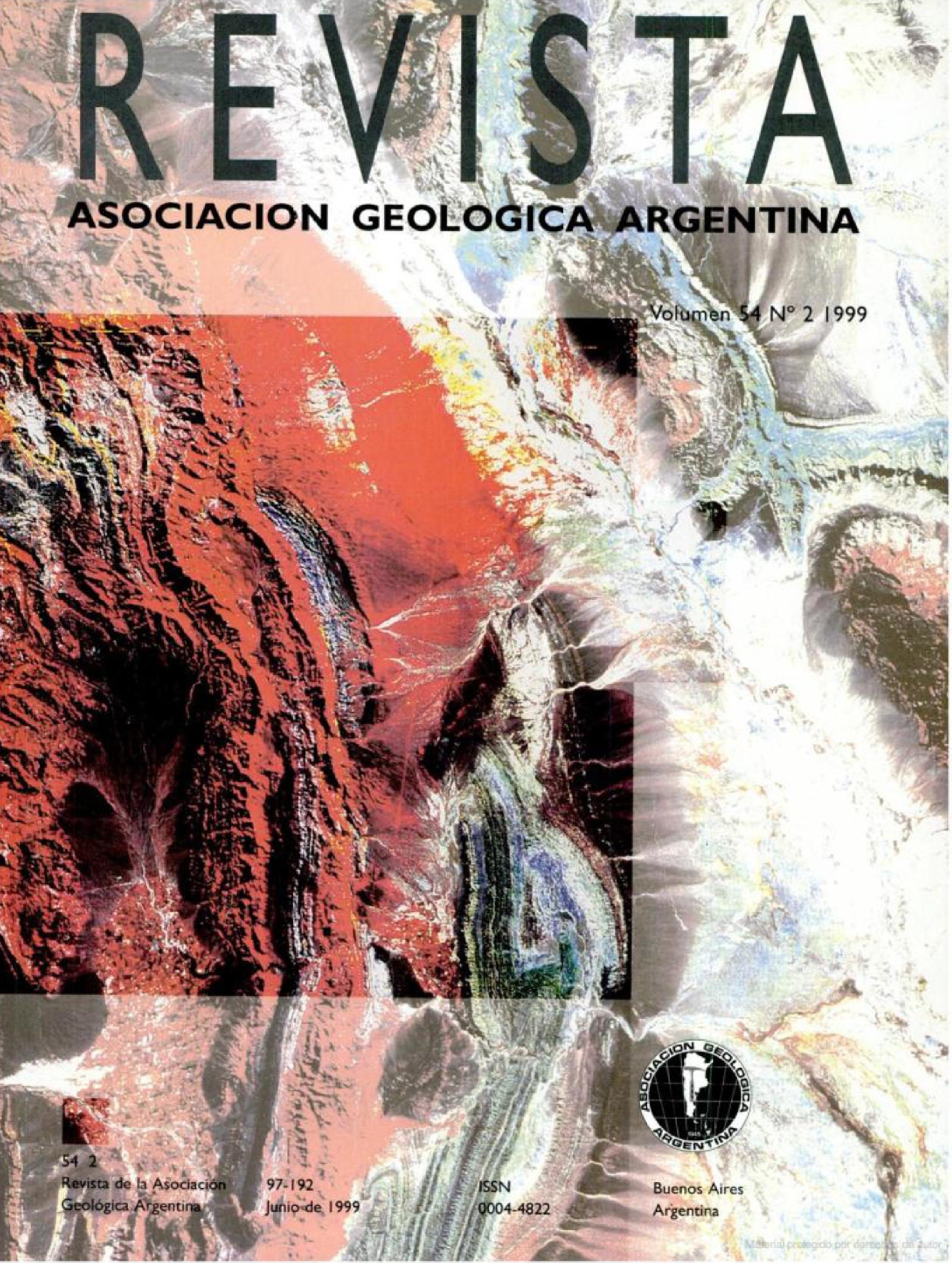 Ver Vol. 54 Núm. 2 (1999)