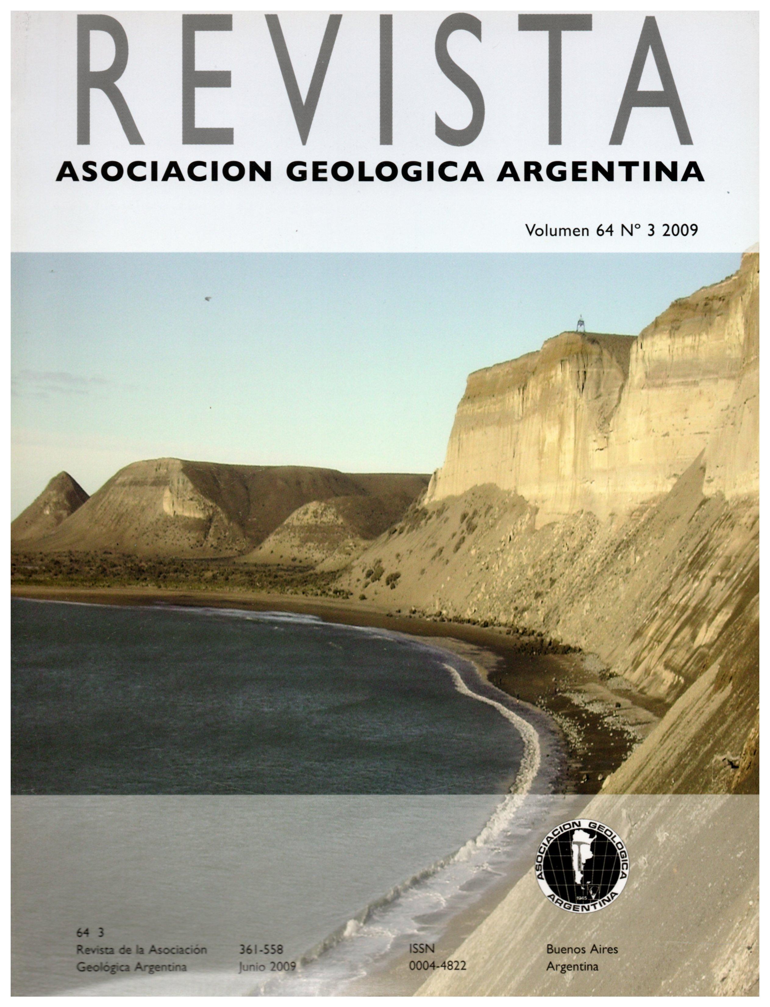 Ver Vol. 64 Núm. 3 (2009): Mineralogía y metalogenia