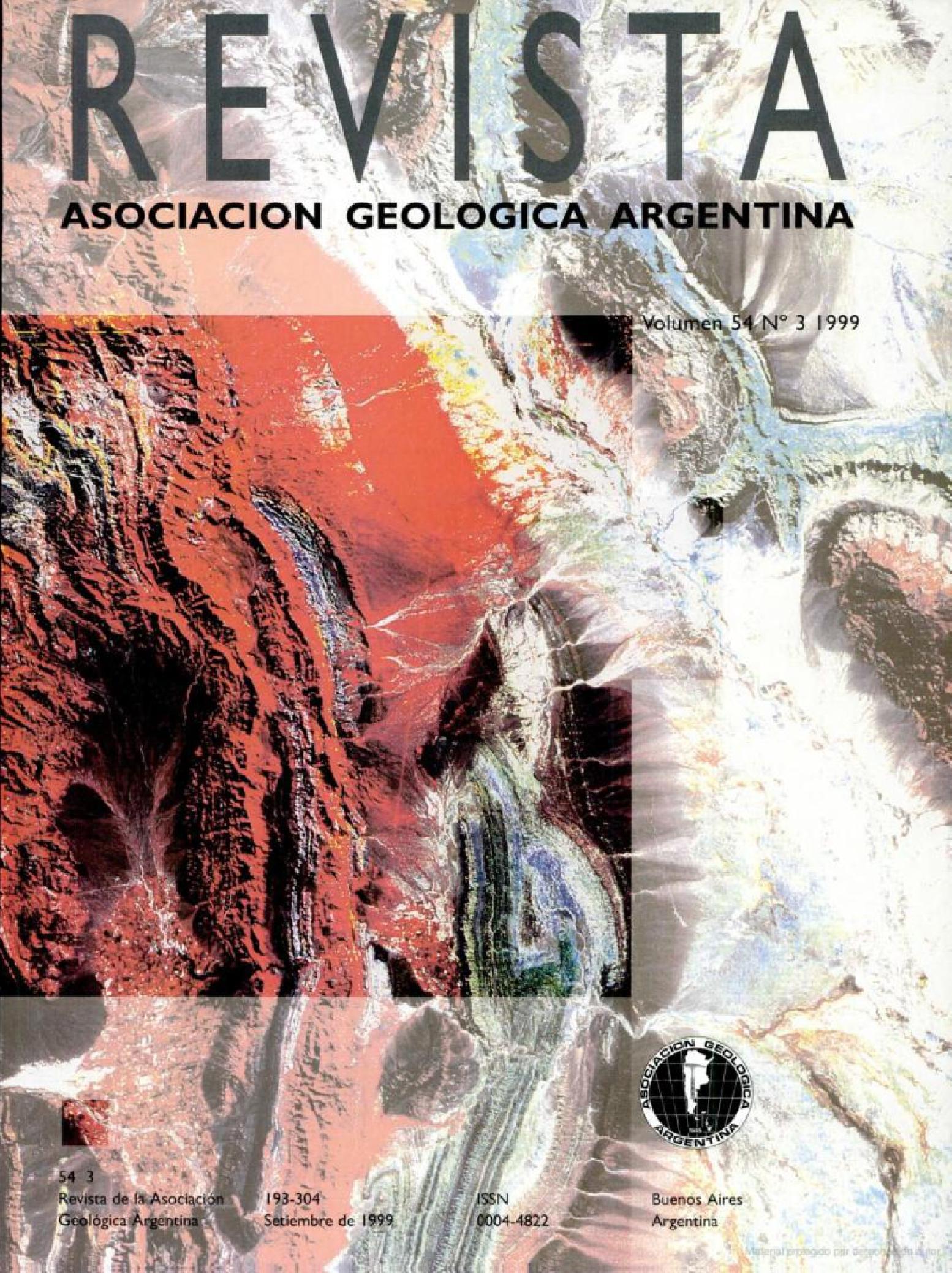 Ver Vol. 54 Núm. 3 (1999)