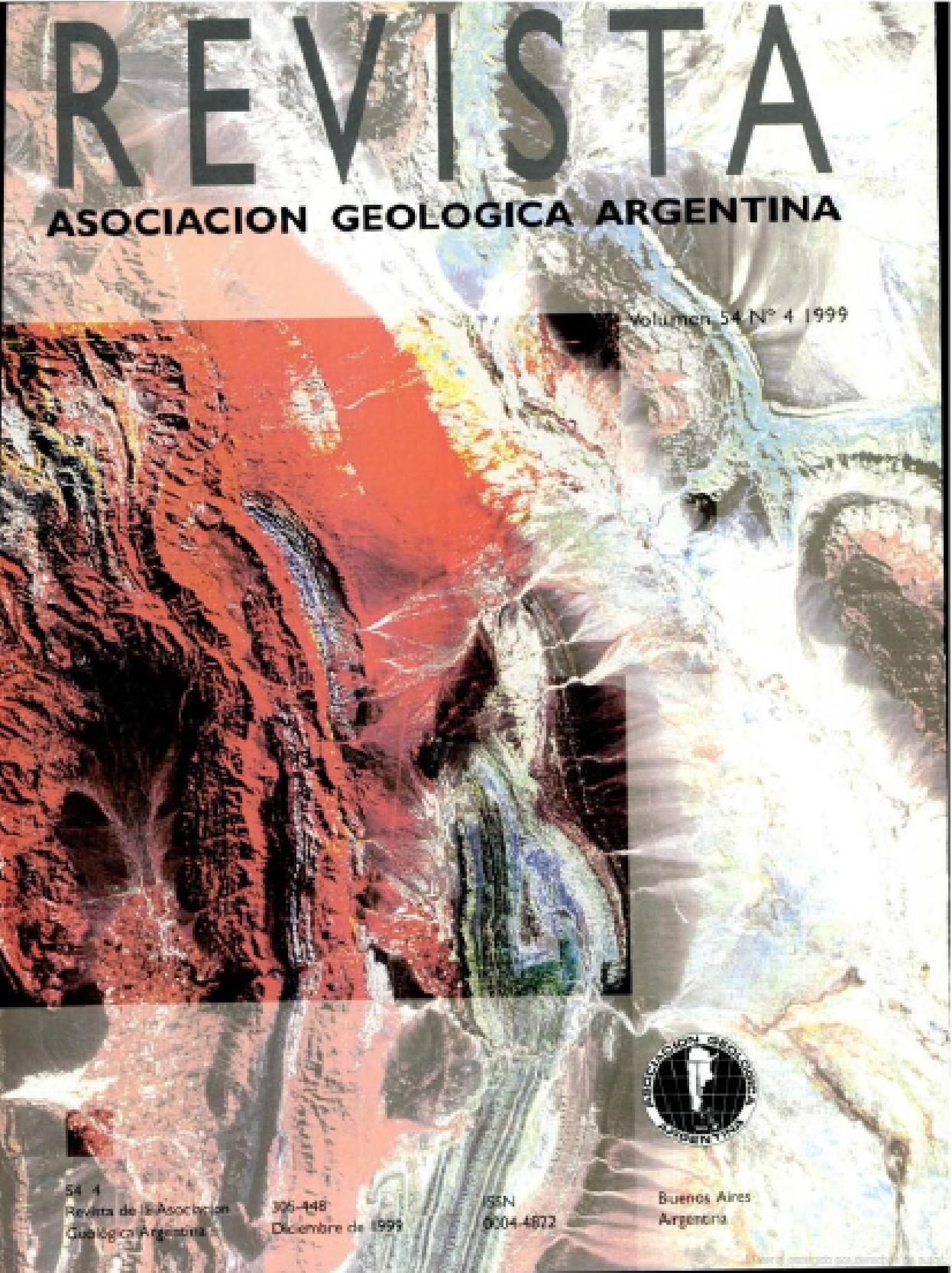 Ver Vol. 54 Núm. 4 (1999)