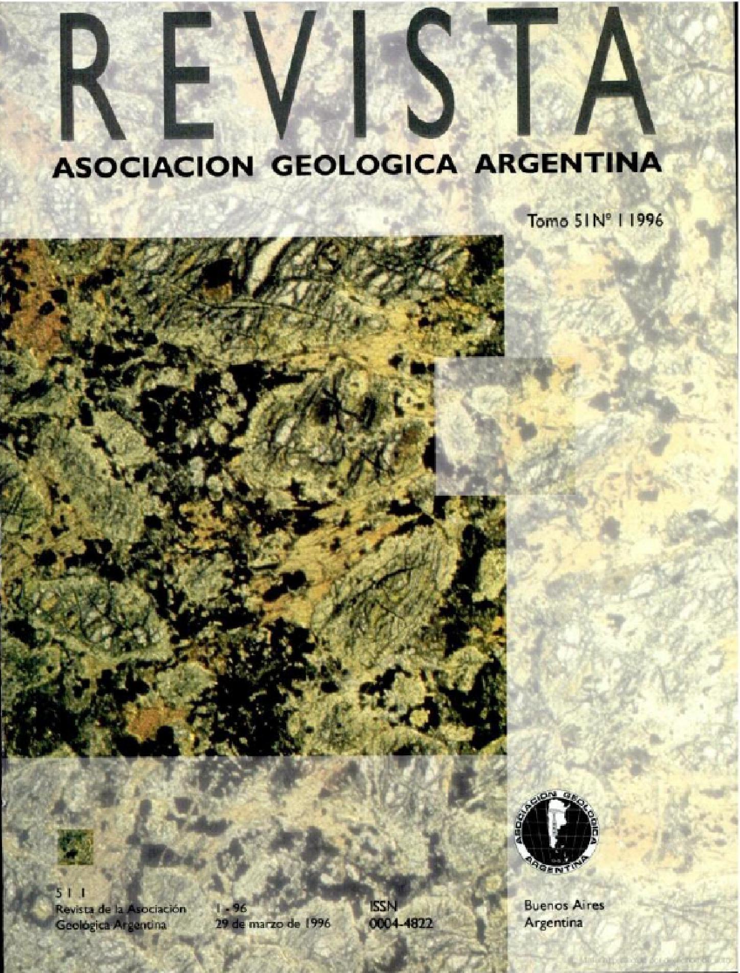 Ver Vol. 51 Núm. 1 (1996)