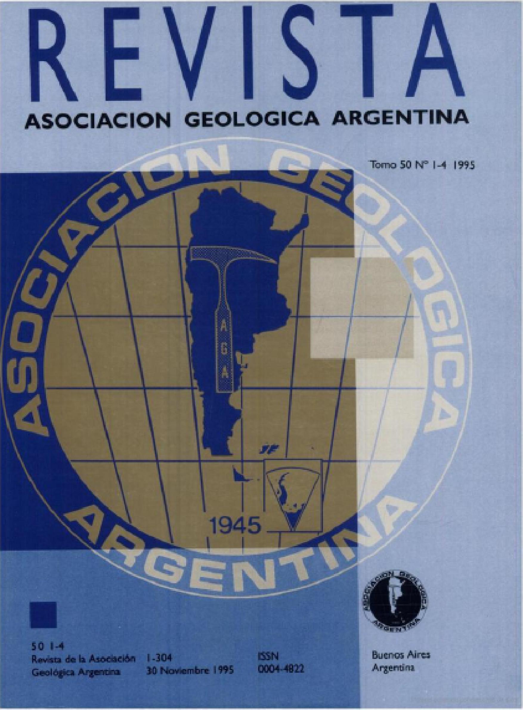 Ver Vol. 50 Núm. 1-4 (1995)