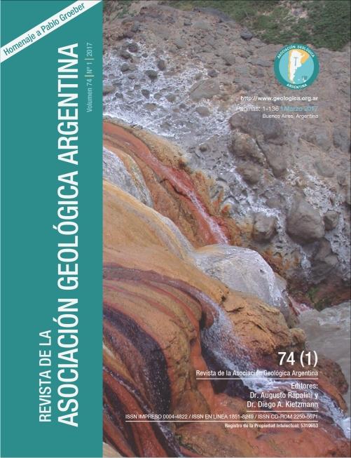 Termas del Borbollón, cabecera del río Diamante, Mendoza  Autor: Dr. José Mescu